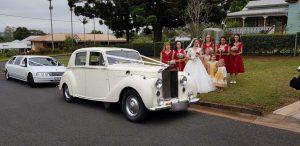 wedding car hire brisbane